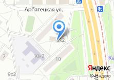 Компания «ОДС Инженерная служба Даниловского района» на карте
