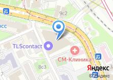 Компания «Моспринт» на карте