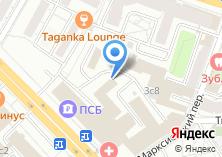 Компания «СБП» на карте