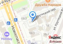 Компания «Stampaverde» на карте