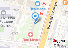 Компания «СпринтКасса» на карте