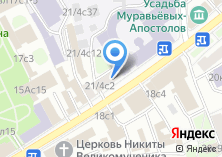 Компания «Мир эспрессо» на карте