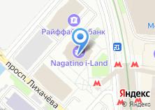 Компания «SEO Temple» на карте