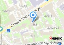 Компания «РЖД Логистика» на карте
