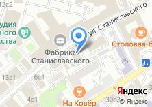Компания «Фратон ЦентрСтрой» на карте