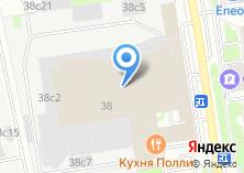 Компания «БИКОМ» на карте