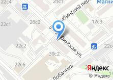 Компания «Мировые судьи района Сокольники» на карте
