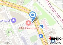 Компания «Совет-Образования.рф» на карте