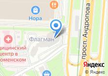 Компания «Proff» на карте