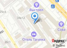 Компания «Питер Арт Сервис» на карте