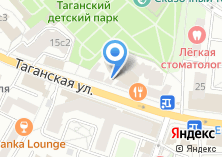 Компания «Радиодетали» на карте