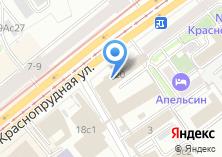 Компания «Homemagnit» на карте