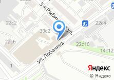 Компания «М-Инвест» на карте