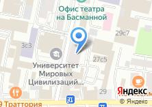 Компания «Karamel Spa» на карте