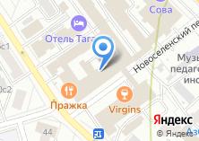Компания «Robot77.ru» на карте