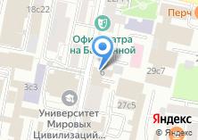 Компания «Районный отдел жилищных субсидий» на карте