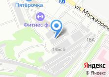 Компания «Turbov.ru» на карте