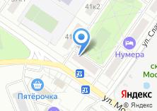 Компания «Ликат» на карте