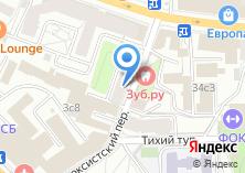 Компания «Техническая инспекция ОАТИ г. Москвы» на карте
