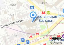 Компания «АЛЕТ» на карте