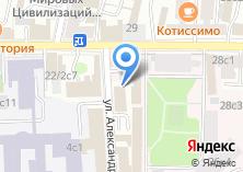 Компания «Анакон» на карте