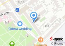 Компания «Спаморез» на карте