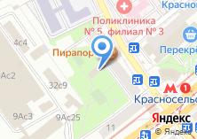 Компания «ТелекомКонсалтинг» на карте