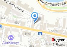 Компания «Экстрим-Стиль» на карте