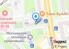 Компания «Роскассервис» на карте