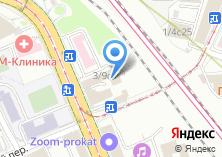 Компания «АВИВАК» на карте