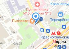 Компания «Ватрушка» на карте