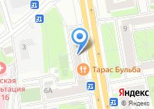 Компания «Бенвенуто» на карте