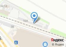 Компания «Профиус» на карте