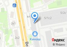 Компания «Литформ» на карте