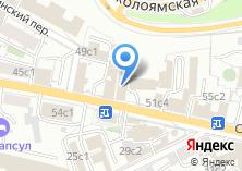 Компания «Сксв-сервис» на карте