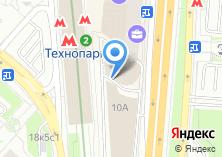 Компания «Лексус Коломенское» на карте