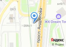 Компания «Моника-Авто» на карте