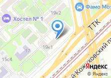 Компания «Ouggi.ru - интернет-магазин угги в Москве» на карте