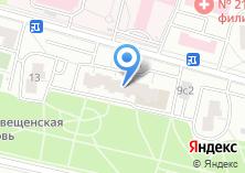 Компания «ЕИРЦ Бабушкинского района» на карте