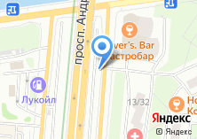 Компания «Автостоянка №1» на карте