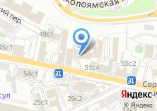 Компания «Сейсмологический центр» на карте