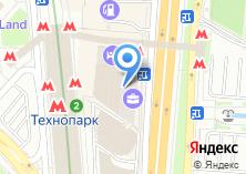 Компания «АЗС Газпромнефть» на карте