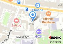 Компания «Ассоциация продавцов и производителей оконной и дверной фурнитуры» на карте