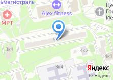 Компания «Участковый пункт полиции район Бирюлево Восточное» на карте