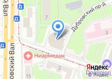Компания «АВТОSPA» на карте