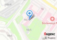 Компания «Москворечье» на карте