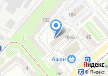 Компания «АЙСМонтаж» на карте