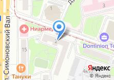 Компания «Гимназия №1274 им. В.В. Маяковского» на карте