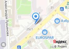 Компания «Адвокат Медведев В.В.» на карте