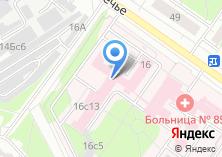 Компания «Доктор Лазарев» на карте
